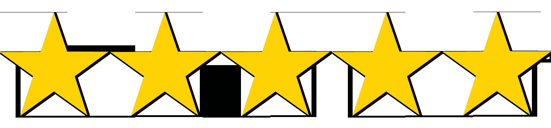 5-étoiles-png-